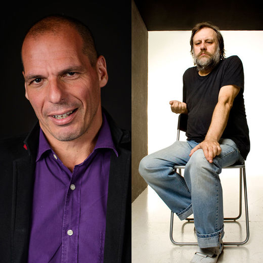 Europe is Kaput. Long live Europe! - Philosopher Slavoj Žižek and former Greek finance minister, Yanis Varoufakis, discuss Europe's future