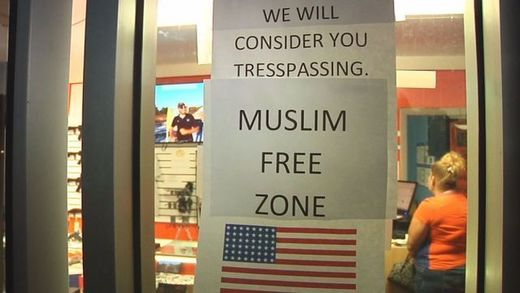 Federal judge rules Muslim-free zone at Florida gun store fails to harm Muslims