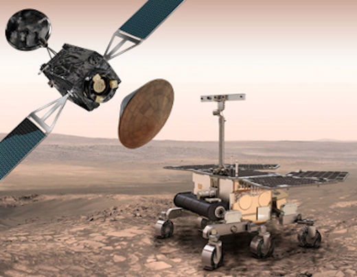 ExoMars to leave Europe for launch site in Kazakhstan