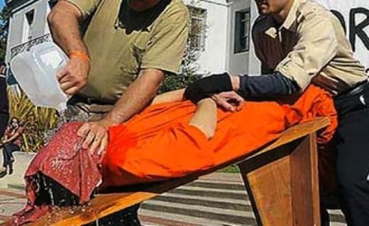 Torture and other human atrocities in Turkey as American as apple pie