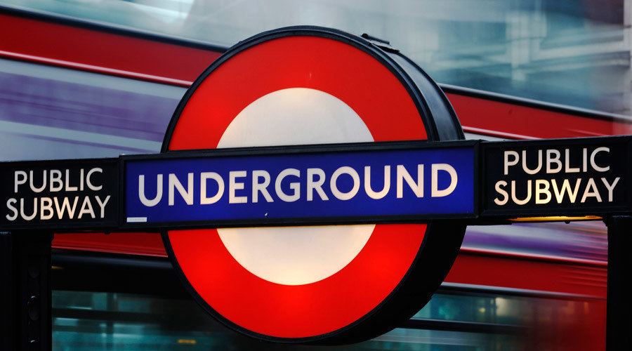 Man Attacks London Tube Travelers With Machete Witness Alleges He
