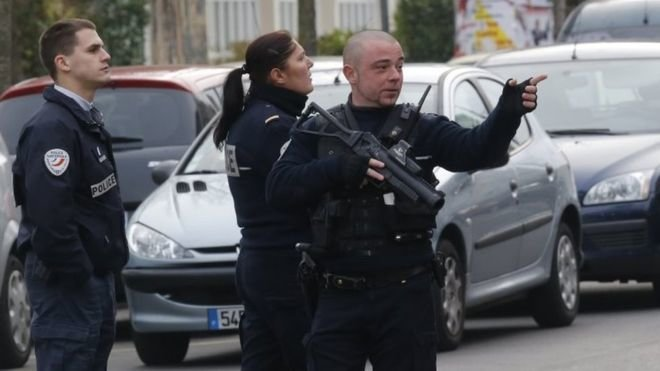 French teacher who stabbed himself and claimed attack was from a terrorist sent to psychiatric hospital -- Sott.net