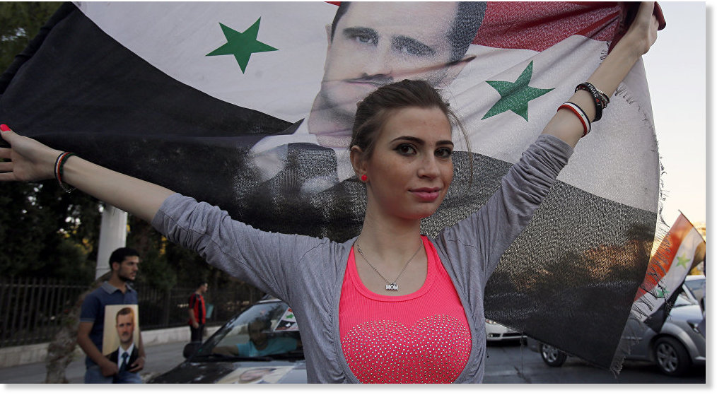 Suriye'deki güvenli bölgelerde durum olağan
