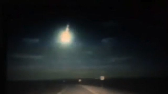 Christmas Eve meteor fireball lights up Midwestern U.S. morning ...