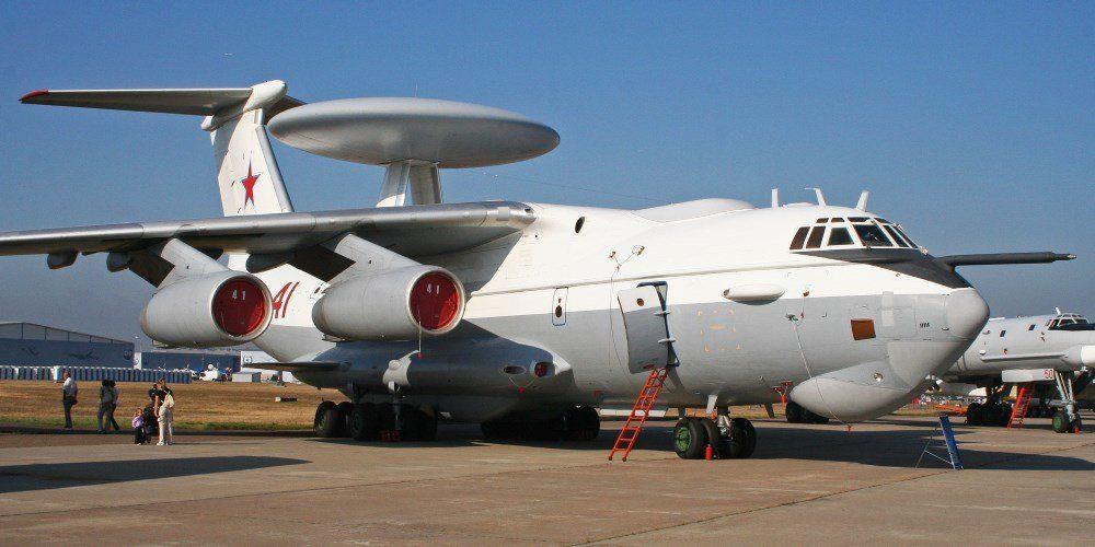 New Russian Aircraft 55