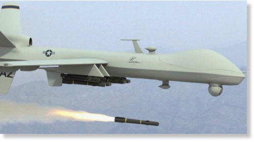 Less than one-third of victims killed by US drone strikes ...