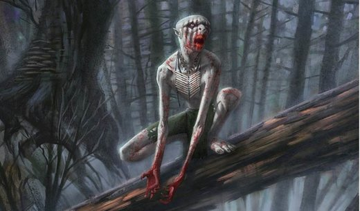 Beware the Wendigo: Terrifying beast of Native American lore with insatiable hunger to devour mankind!