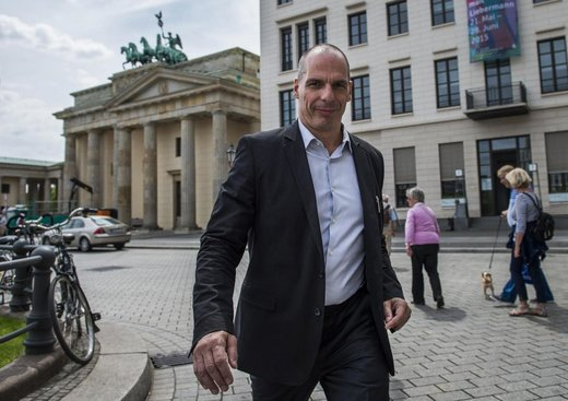 Yanis Varoufakis: 'The cartel running Europe's disintegrating economy is making it up as they go along'