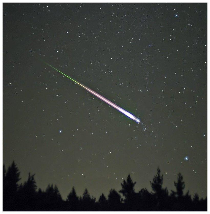 M t ore arabie saoudite f vrier 2016 - Meteore et meteorite ...