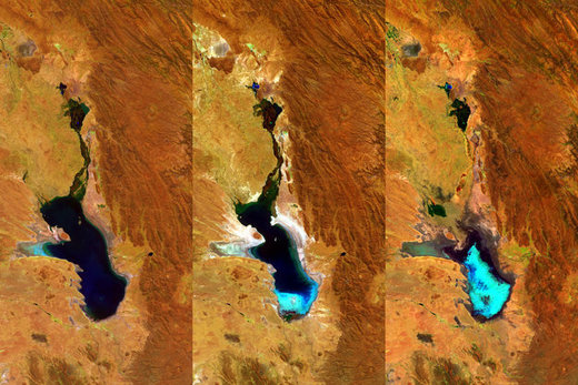 Bolivia's vanishing Lake Poopó has fully evaporated