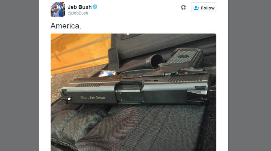 56c3ad79c361888a5e8b460b because america jeb bush tweet failure draws ridicule from
