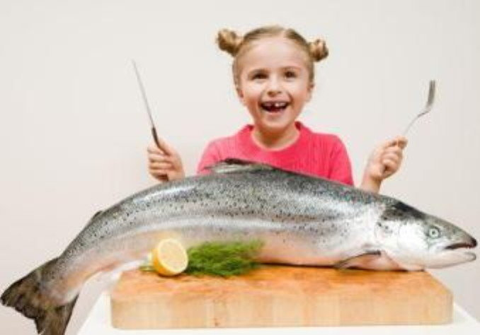 Nutrition plays a role in adhd studies suggest that diet for The best fish to eat
