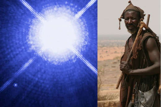 The mystery of the Dogon tribe's advanced astronomical knowledge Dogon