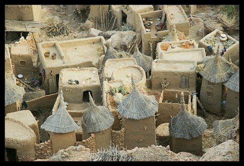 The mystery of the Dogon tribe's advanced astronomical knowledge DogonVillage_480x326