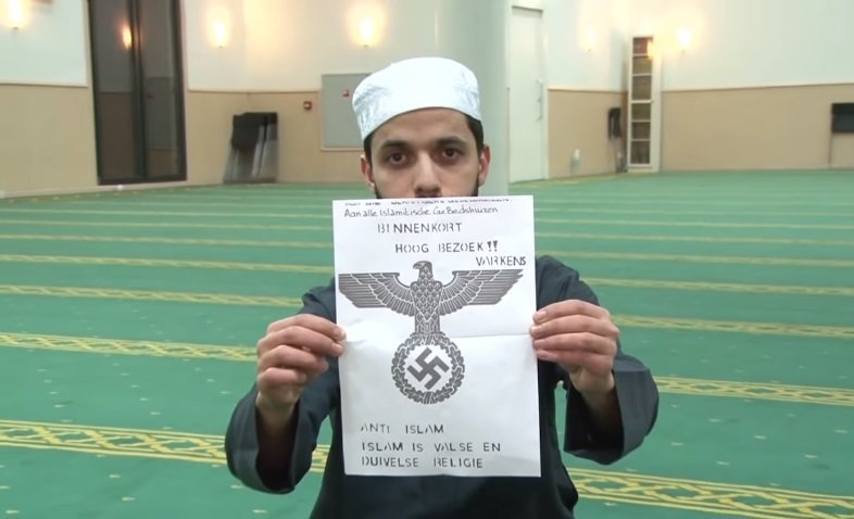 Jew Detector: Thanks To U.S. Imperialism And Racism, Attacks On Muslims