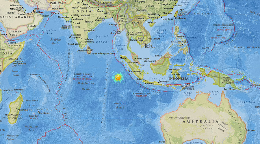 Indonesia issues tsunami warning after 7.9 magnitude ...