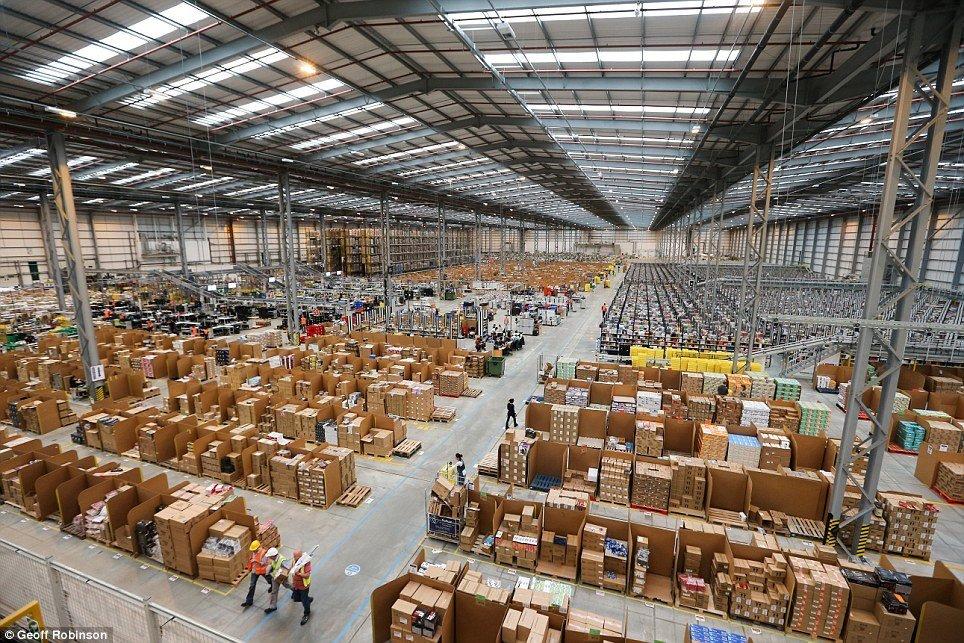 Amazon Uses Orwellian Surveillance Intimidations And