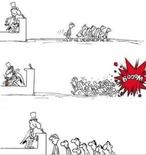 war on terror cartoon