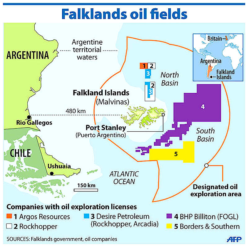 UN ruling ups Falklands animosity UK rejects Argentinas