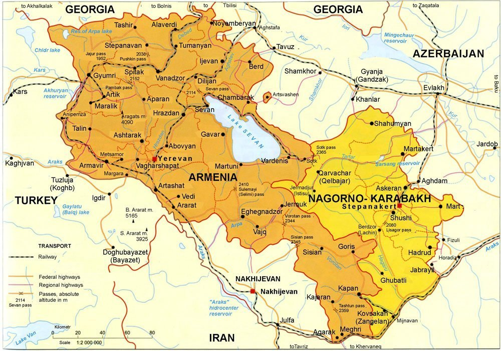 ArmenianAzeri tensions Why theyre happening and who benefits