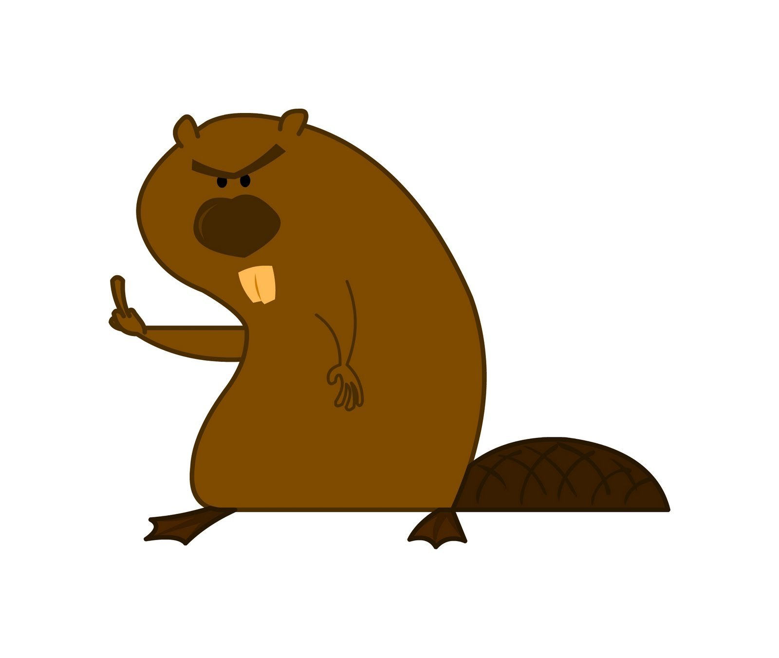 russian agent angry beaver attacks latvian man whose call for