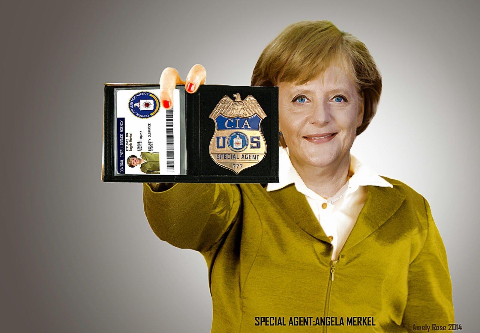 Merkel Cia