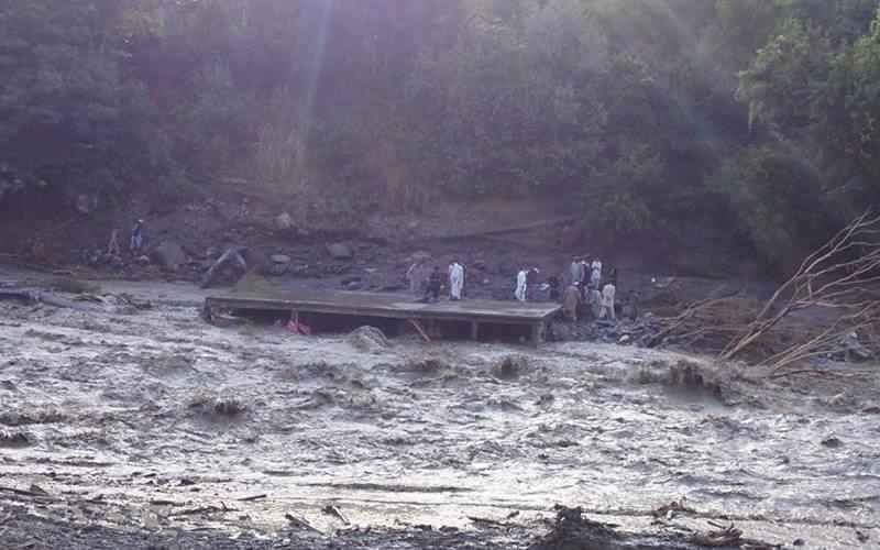 pakistani floods In summer 2010, unusually heavy monsoon rains triggered devastating floods  along pakistan's populous indus river valley by september, the flood- ing had .