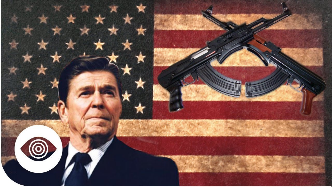 Beyond The Irancontra Affair Part 2: World War 3 Has Already Happened  Secret History Sott How To Eat Fried Worms
