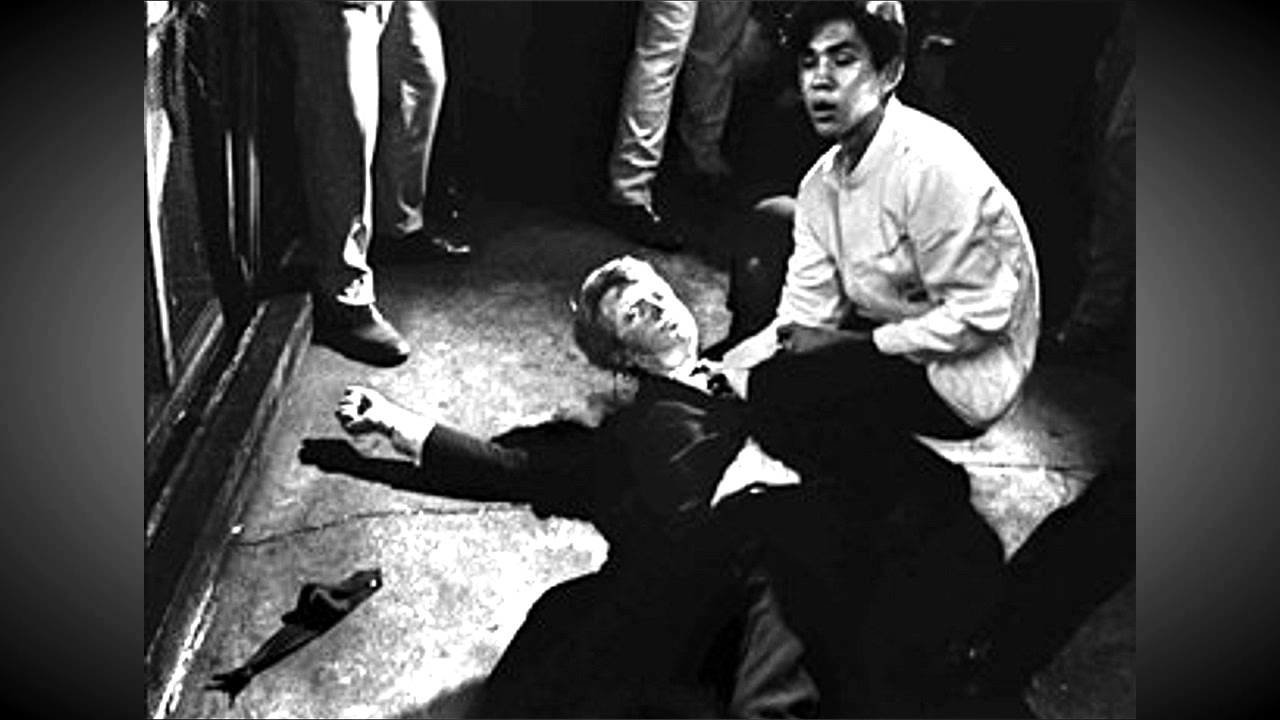 a paper on the assassination of robert kennedy
