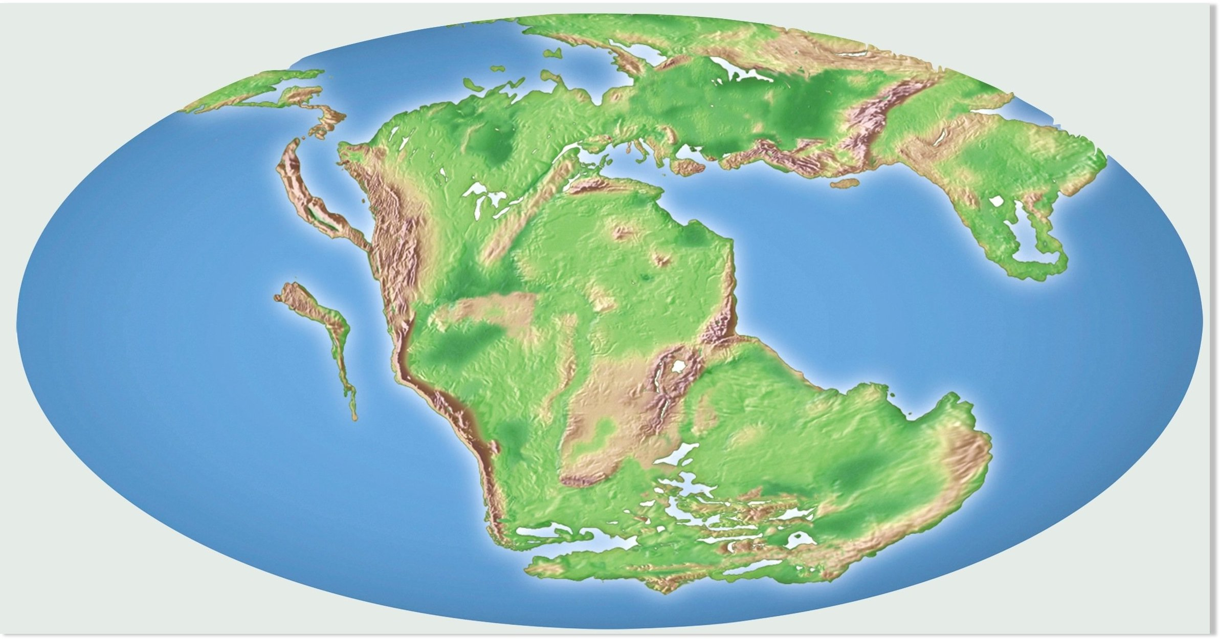 New modeling suggests earths supercontinents tore apart quickly new modeling suggests earths supercontinents tore apart quickly after millions of years of strained separation science technology sott gumiabroncs Images