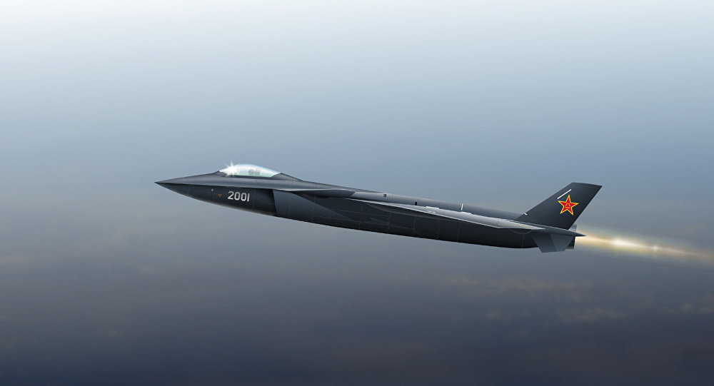 China's newest next-gen stealth J-20 fighter jet soars the ...