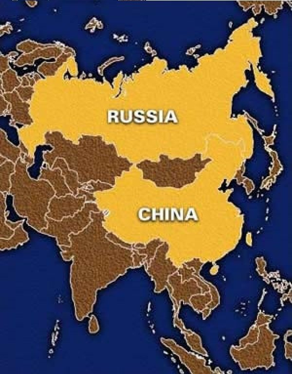 Welcome To The Russia China Alliance Puppet Masters