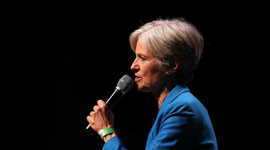 Jill stein on 2016 election recount voting system prone to mistakes