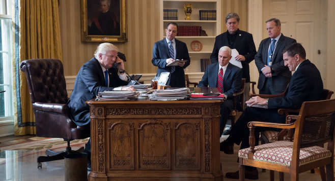 Wonderful Trumpu0027s Oval Office: White House Staff May Have More Access To President  Than Any In Modern History    Puppet Masters    Sott.net