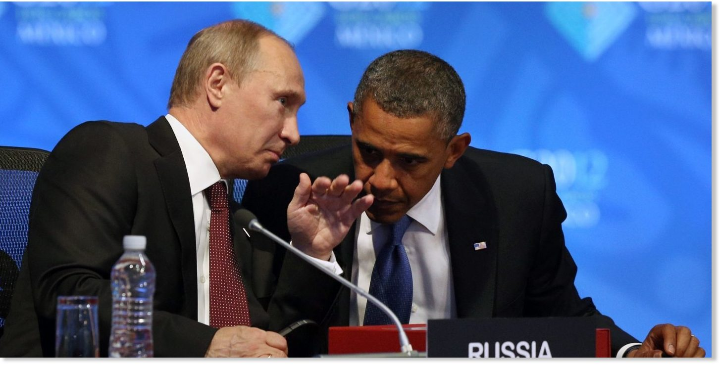Image result for russia puppet obama