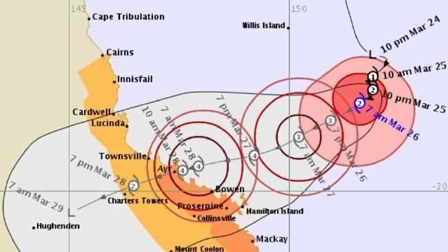 monster cyclone queensland