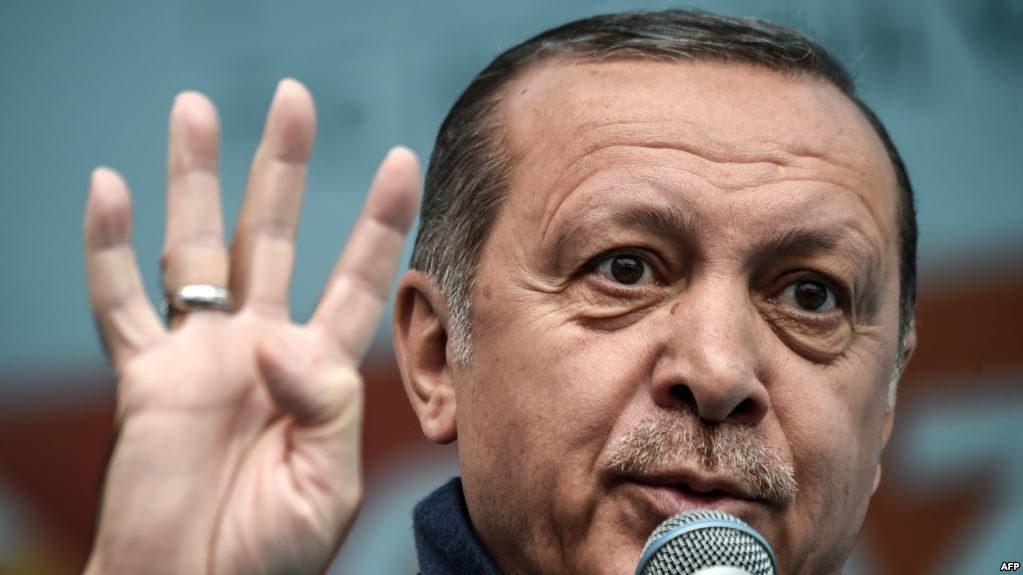Эрдоган: Европа ответит за враждебное отношение к Турции
