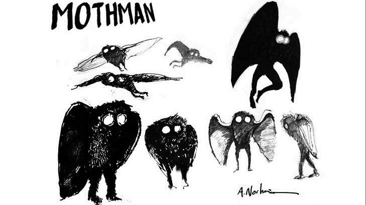 Mothman? Chupacabras? Or Something Else?