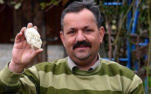 bosnian, meteorite