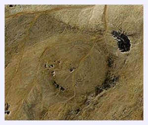 Sudan Crater