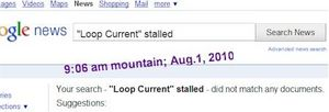 loop current google search