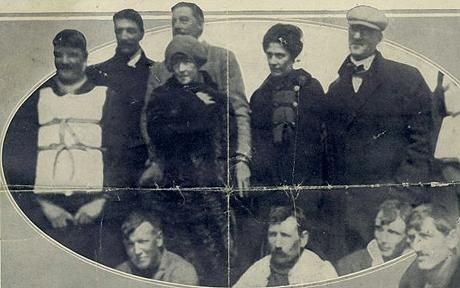First Class Passenger 39 S Account Of Titanic Disaster