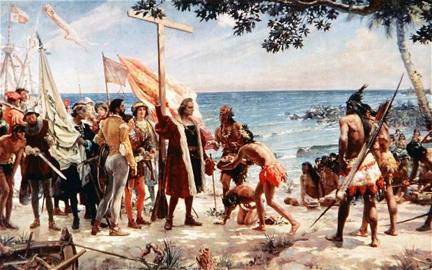 the impact of the columbus discovery of america to the american history Christopher columbus' influence on history everyone is aware that christopher columbus is given credit for  with the discovery by columbus,.