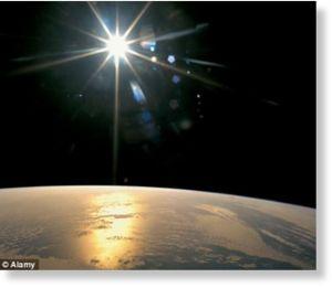 Sun/earth
