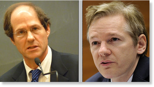 Sunstein Vs Assange
