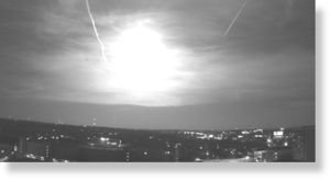 Madison Wisconsin Meteor