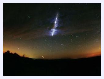 Fireballs and Meteorites - SOTT.NET: January 2011