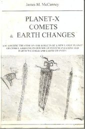 Planet-X Comets and Earth Changes Cover