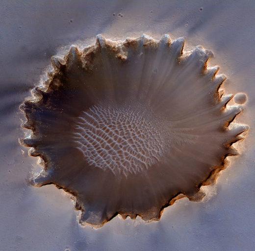 © NASA's Mars Reconnaissance Orbiter