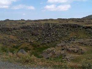 Ararat crater meteorite